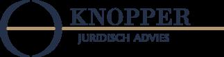 Logo Knopper juridisch advies
